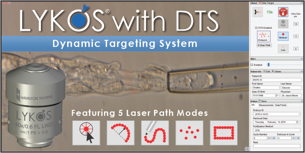 Dynamic Targeting System™ (DTS) Option