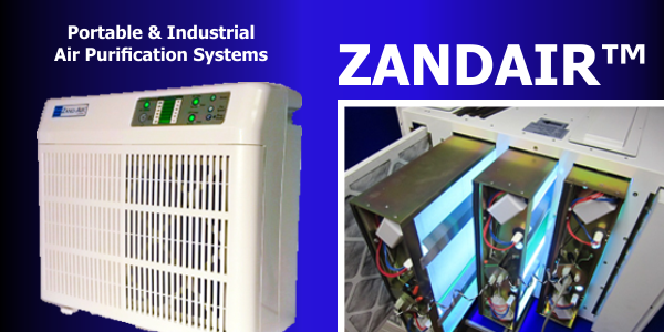 ZANDAIR Air Purification Systems